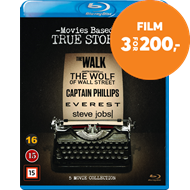 Produktbilde for Movies Based On True Stories (BLU-RAY)