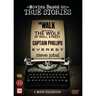 Movies Based On True Stories (DVD)