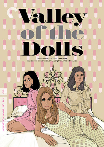 Valley Of The Dolls - Criterion Collection (DVD - SONE 1)