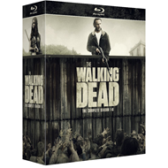 The Walking Dead - Sesong 1 - 6 (UK-import) (BLU-RAY)