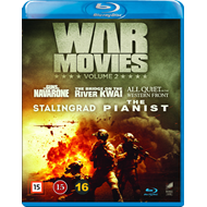 War Movies Box Vol. 2 (BLU-RAY)