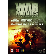 War Movies Box Vol. 2 (DVD)