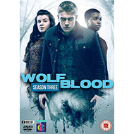 Wolfblood - Sesong 3 (UK-import) (DVD)