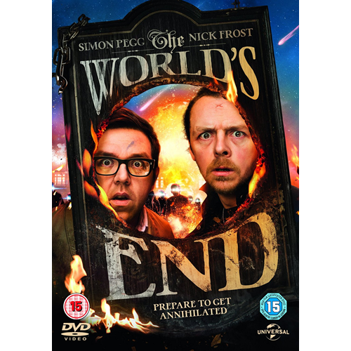 The World's End (UK-import) (DVD)