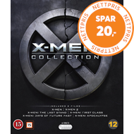 Produktbilde for X-Men Collection (BLU-RAY)