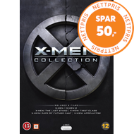 Produktbilde for X-Men Collection (DVD)