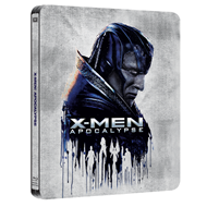 X-Men: Apocalypse - Limited Steelbook Edition (Blu-ray 3D + Blu-ray)