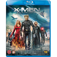 X-Men - Original Trilogy (BLU-RAY)