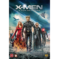 X-Men - Original Trilogy (DVD)