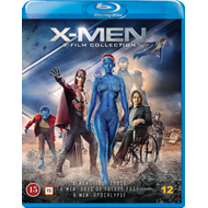 X-Men - Prequel Trilogy  (BLU-RAY)