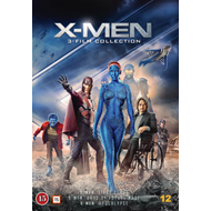 X-Men - Prequel Trilogy (DVD)