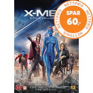 Produktbilde for X-Men - Prequel Trilogy (DVD)