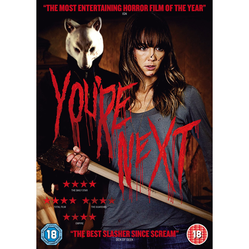 You're Next (UK-import) (DVD)