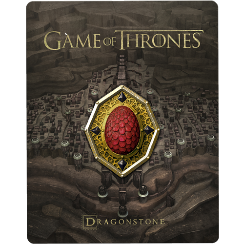 Game Of Thrones - Sesong 7 - Limited Steelbook Edition (BLU-RAY)