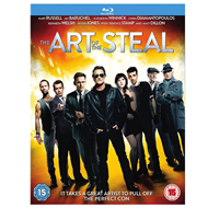 The Art Of The Steal (UK-import) (BLU-RAY)