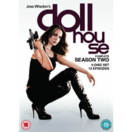 Dollhouse - Sesong 2 (UK-import) (DVD)