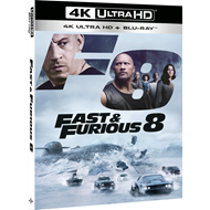 Fast & Furious 8 - The Fate Of The Furious (4K Ultra HD + Blu-ray)