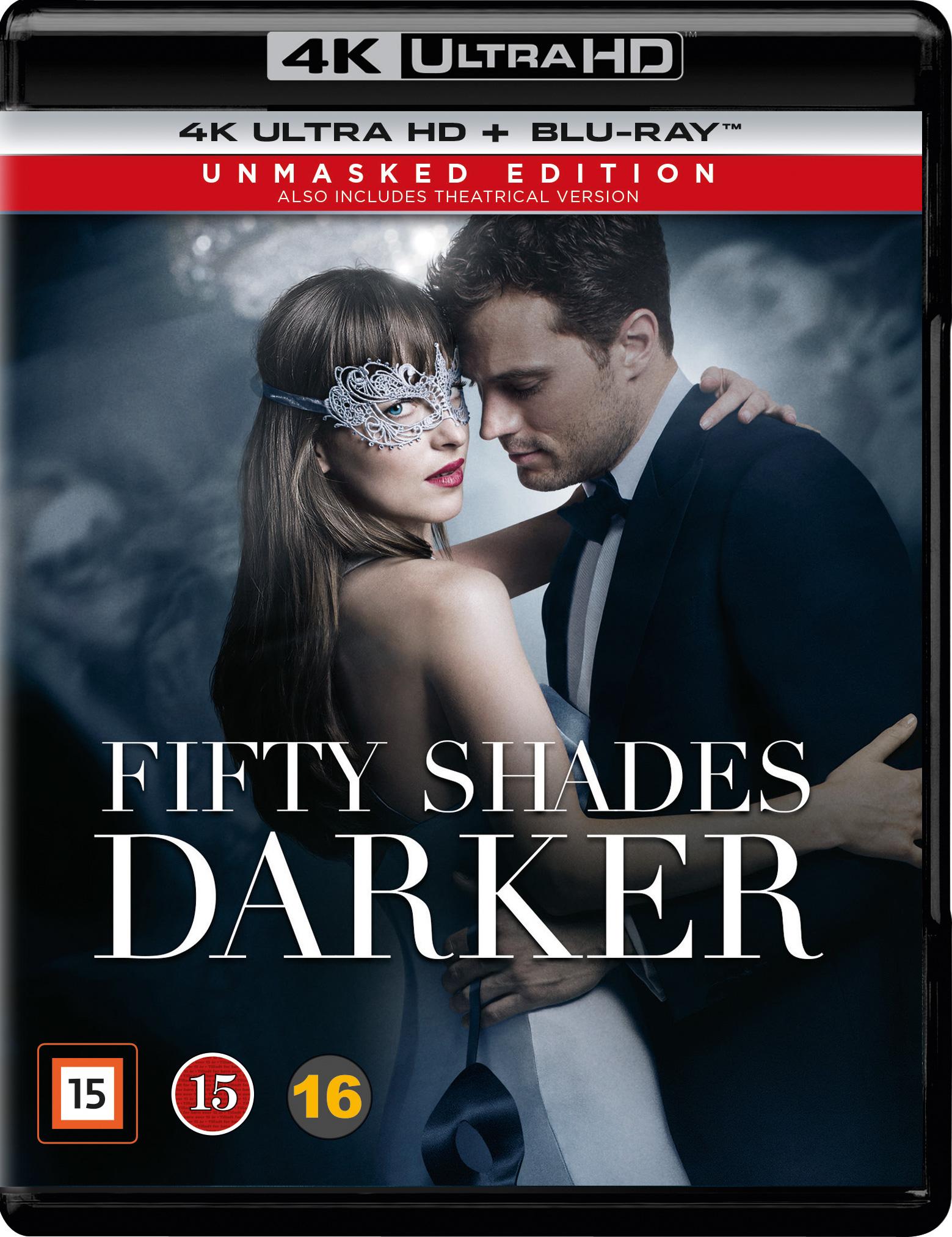 Fifty Shades Of Grey Movie 4k