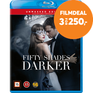 Produktbilde for Fifty Shades Of Grey 2 - Fifty Shades Darker (BLU-RAY)