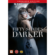 Fifty Shades Of Grey 2 - Fifty Shades Darker (DVD)