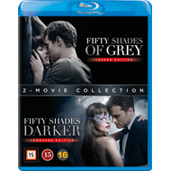 Fifty Shades Of Grey 1-2 (BLU-RAY)