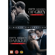 Fifty Shades Of Grey 1-2 (DVD)