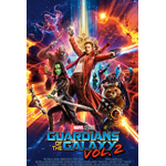 Guardians Of The Galaxy 2 - SUPERTILBUD! (BLU-RAY)
