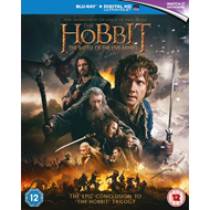 Hobbiten - Femhærerslaget (UK-import) (BLU-RAY)