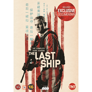 The Last Ship - Sesong 3 (DVD)