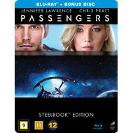 Passengers - Limited Steelbook Edition (BLU-RAY)