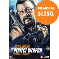 Produktbilde for The Perfect Weapon (DVD)