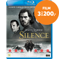 Produktbilde for Silence (BLU-RAY)