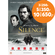 Produktbilde for Silence (DVD)