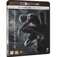 Produktbilde for Spider-Man 3 (2007) (DK-import) (4K Ultra HD + Blu-ray)