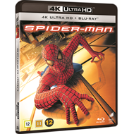 Spider-Man 1 (2002) (4K Ultra HD + Blu-ray)