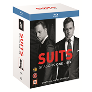 Suits - Sesong 1 - 6 (BLU-RAY)