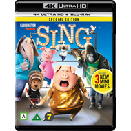 Syng (4K Ultra HD + Blu-ray)