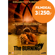 Produktbilde for The Burning (DVD)