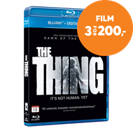 Produktbilde for The Thing (2011) (BLU-RAY)
