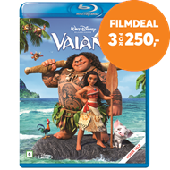 Produktbilde for Vaiana (BLU-RAY)