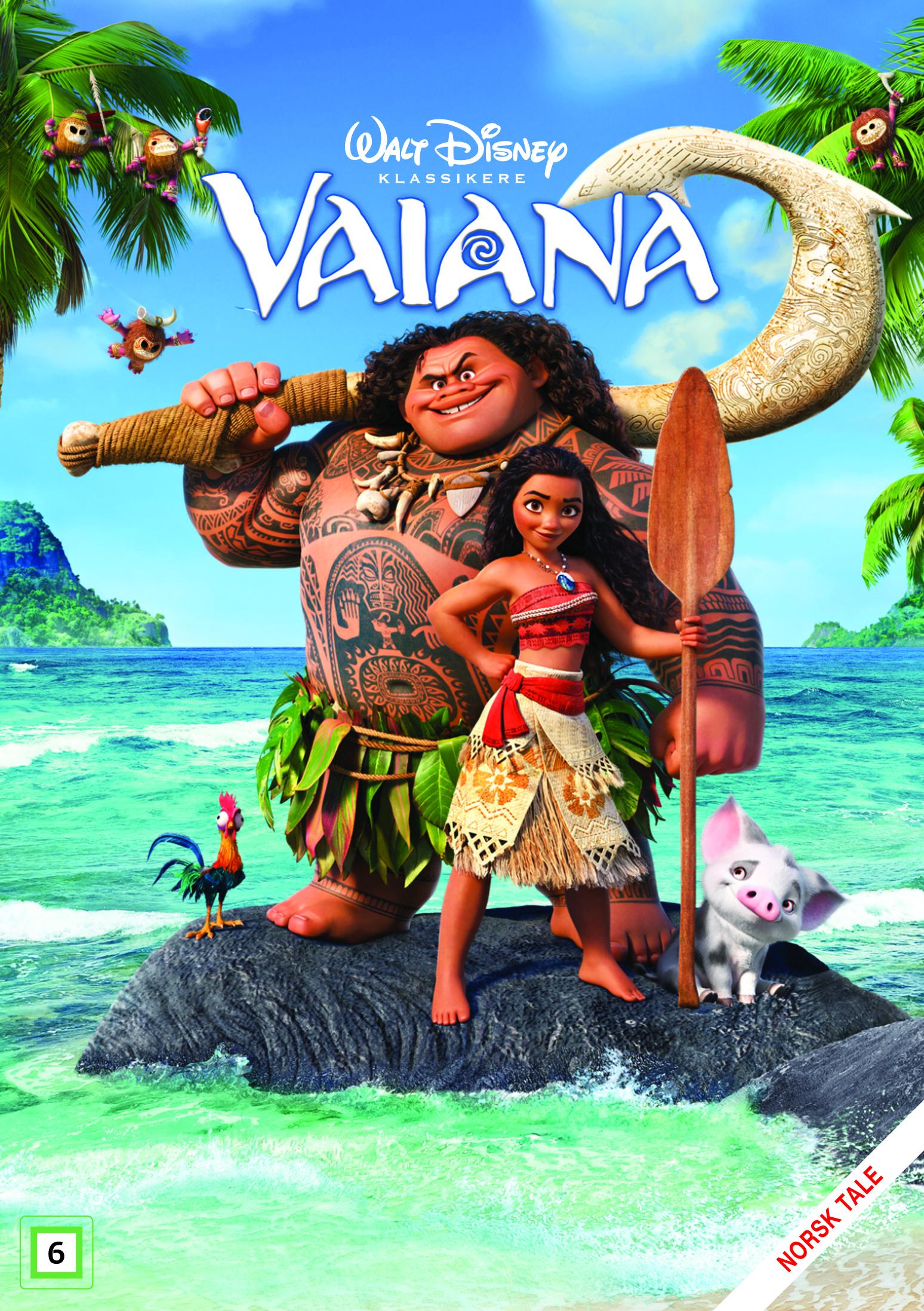 Vaiana Film