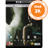Produktbilde for Alien: Covenant (4K Ultra HD + Blu-ray)