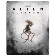 Alien: Covenant - Limited Steelbook Edition (4K Ultra HD + Blu-ray)