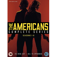 The Americans - The Complete Series (UK-import) (DVD)