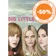 Produktbilde for Big Little Lies - Sesong 1 (DVD)