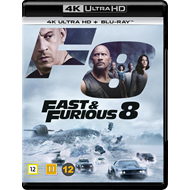 Fast & Furious 8 (4K Ultra HD + Blu-ray)