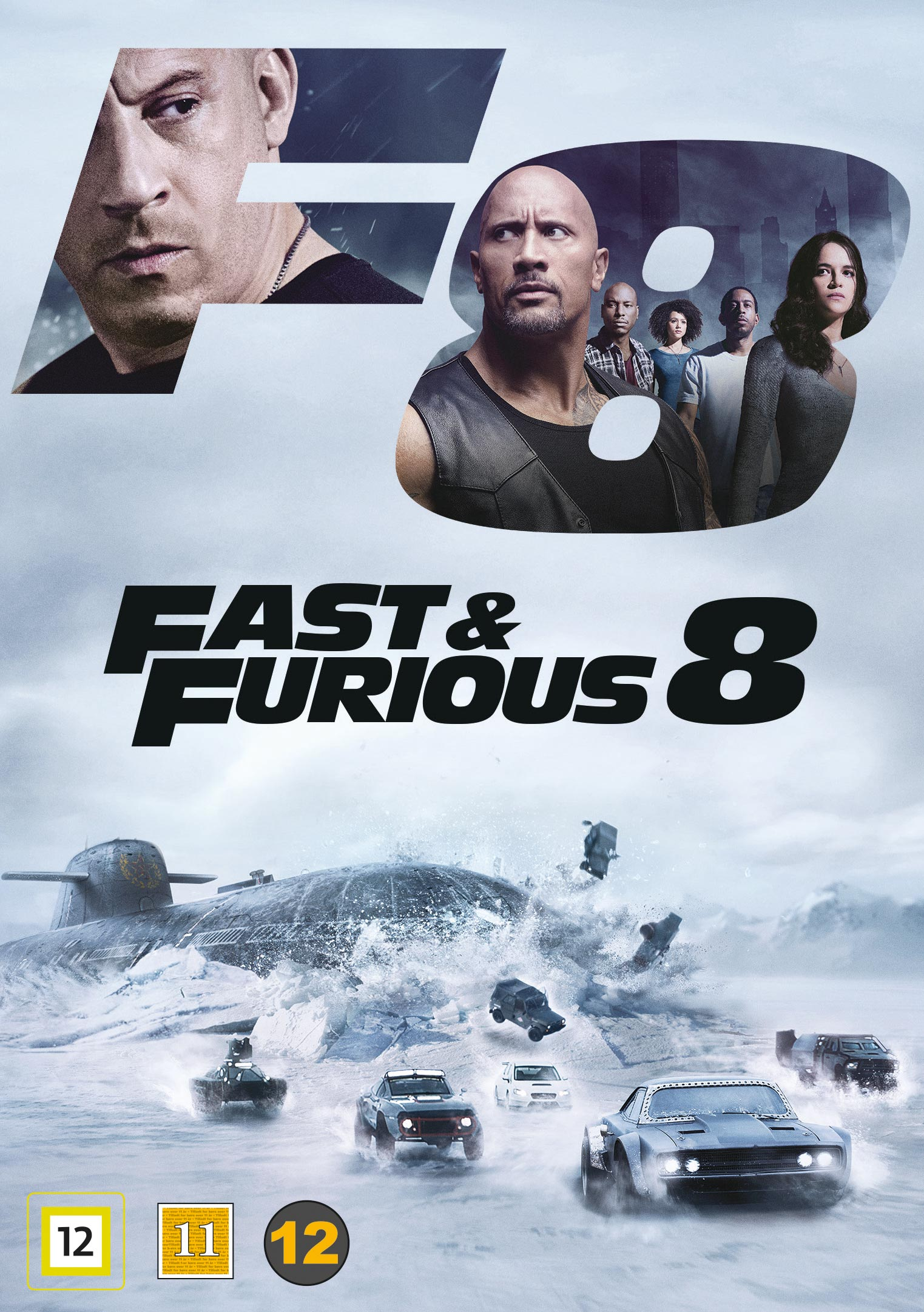 Fast And Furios 8