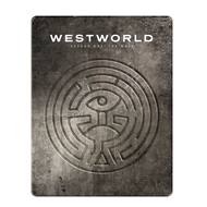 Westworld - Sesong 1 - Limited Steelbook Edition (BLU-RAY)