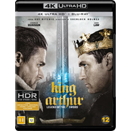 King Arthur - Legend Of The Sword (4K Ultra HD + Blu-ray)