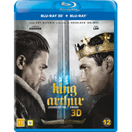 King Arthur - Legend Of The Sword (Blu-ray 3D + Blu-ray)
